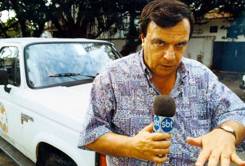 """Morre aos 78 anos, Gil Gomes, a voz do """"Aqui Agora"""""""