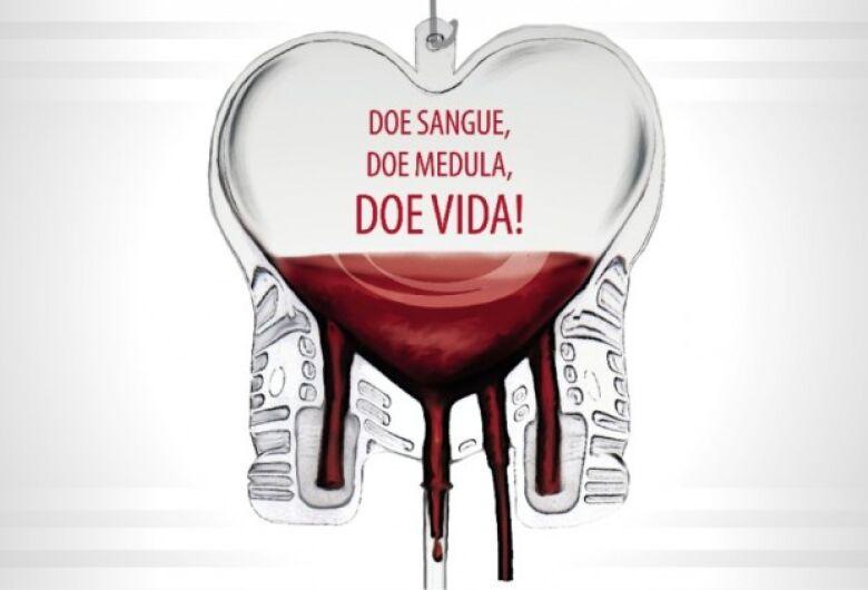 Banco de Sangue da Santa Casa cadastra voluntários para doar medula óssea