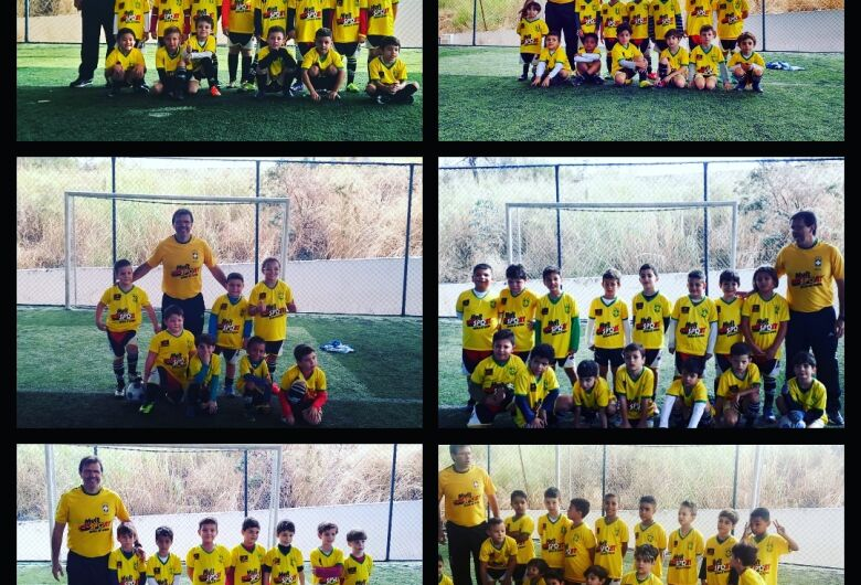 Na Mult Sport, jogos definem finalistas de torneio interno