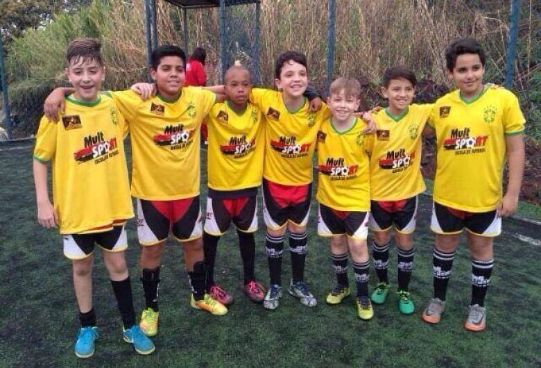 Jogos definem finalistas do Campeonato Interno Mult Sport