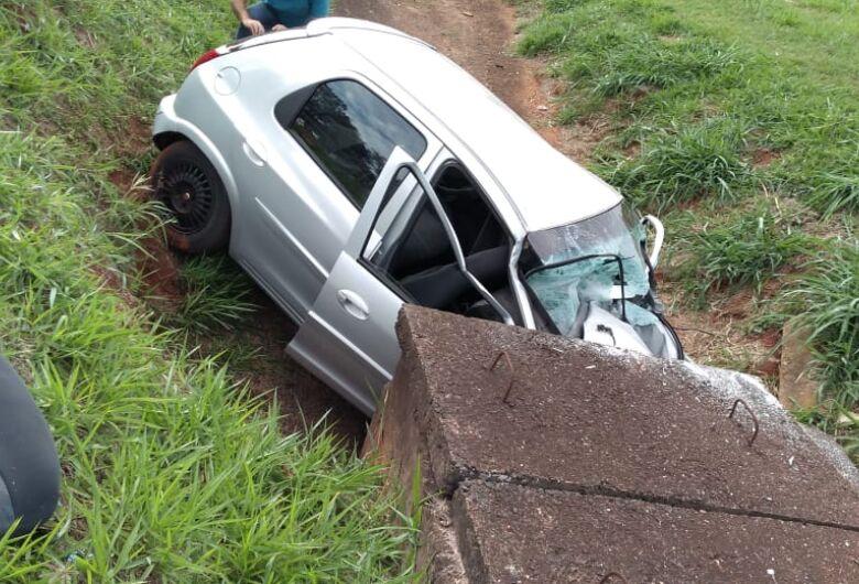 Jovem morre em acidente na Washington Luis