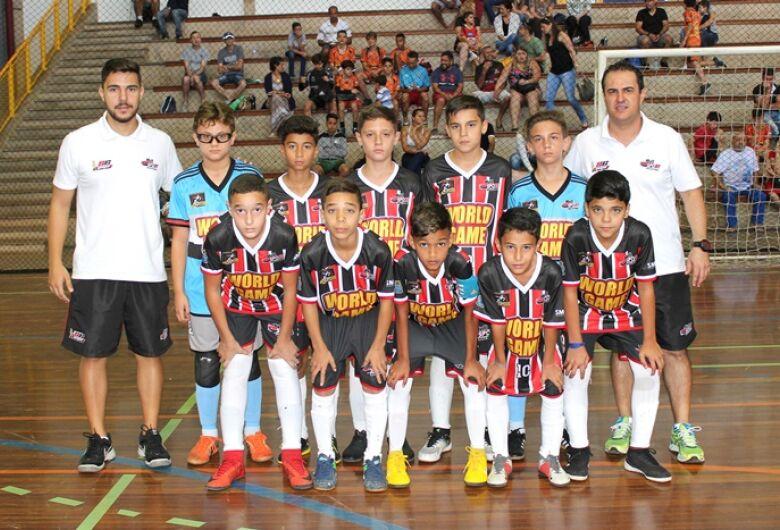 Multi Esporte estreia com 3 vitórias na Copa Sesc