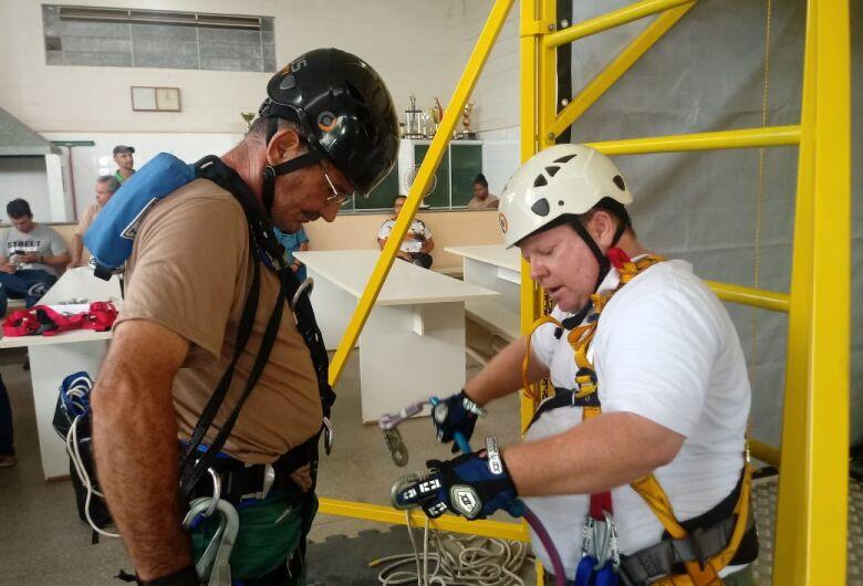 Sipat: servidores municipais participam de treinamento
