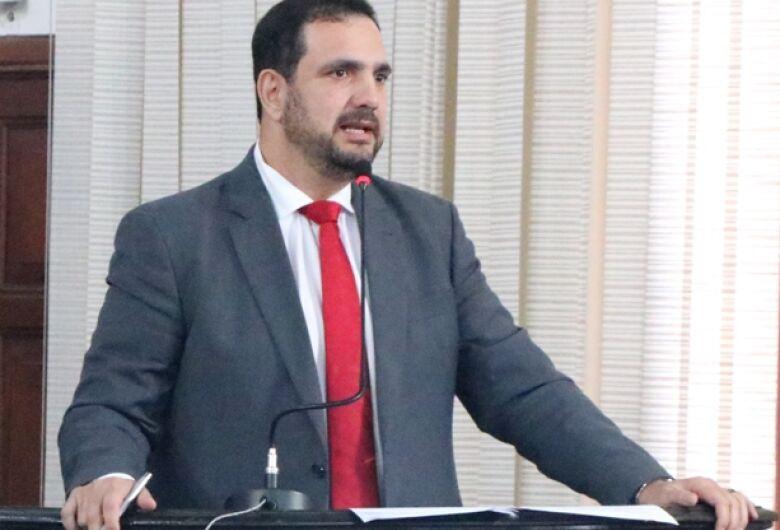 Julio Cesar propõe melhorias no trânsito da rua Jayme Bruno com a Isak Falgén no Antenor Garcia