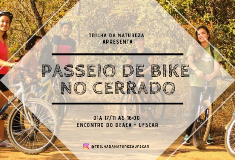 UFSCar promove passeio ciclístico e visita noturna no Cerrado