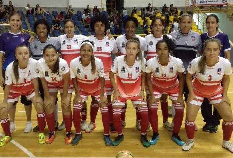 Asf São Carlos supera São Sebastiao e está na semifinal