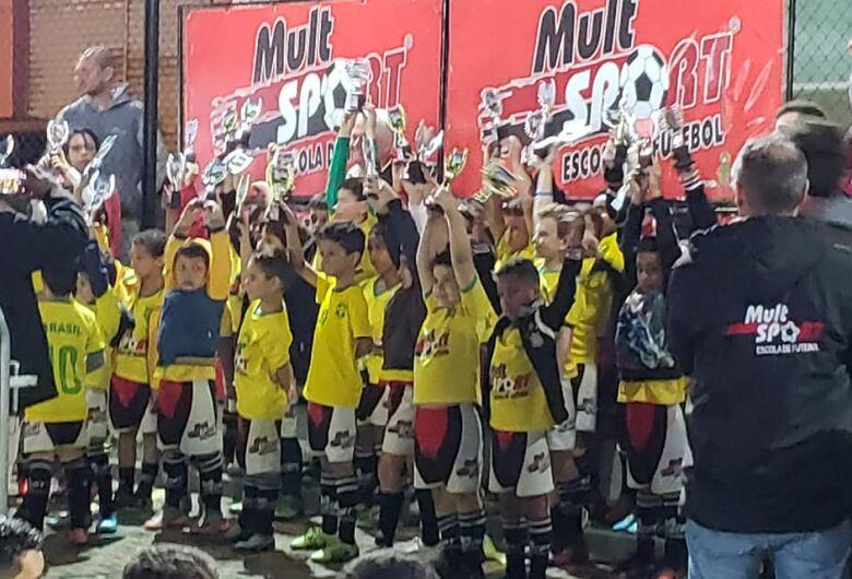 Com jogos disputados, termina o Interno da Mult Sport