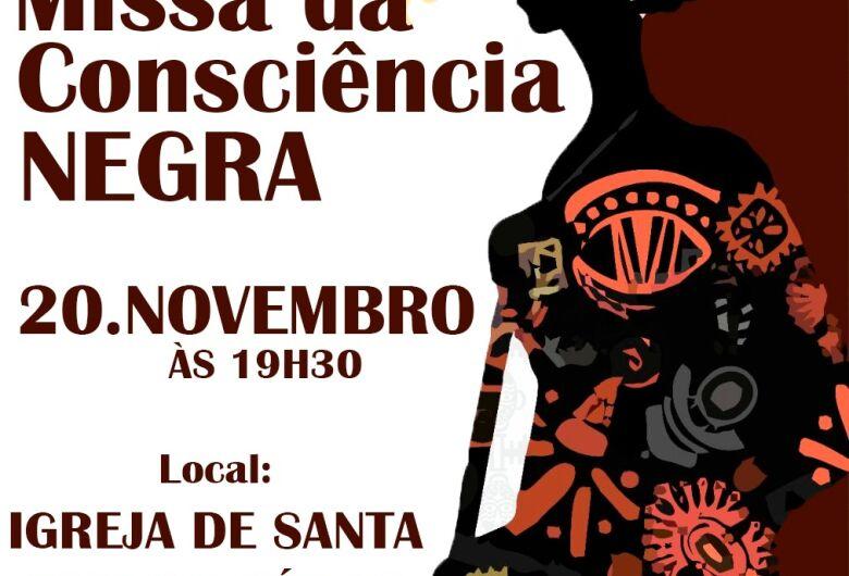 Missa em São Carlos celebra o Dia da Consciência Negra