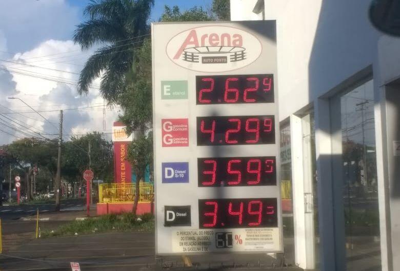 No etanol, Ibaté e Araraquara dão goleada em São Carlos