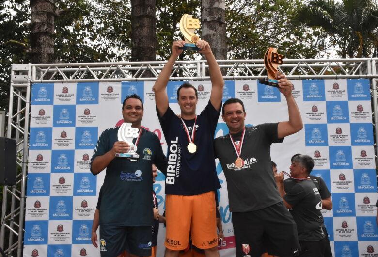 Votuporanga leva o título da 1ª divisão no biribol