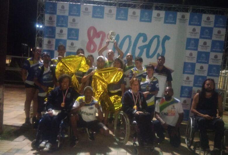 Natação ACD dá show, conquista 14 medalhas e é vice-campeã dos Abertos
