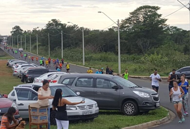 Ibaté receberá a 8ª etapa da Corrida Treino de Rua