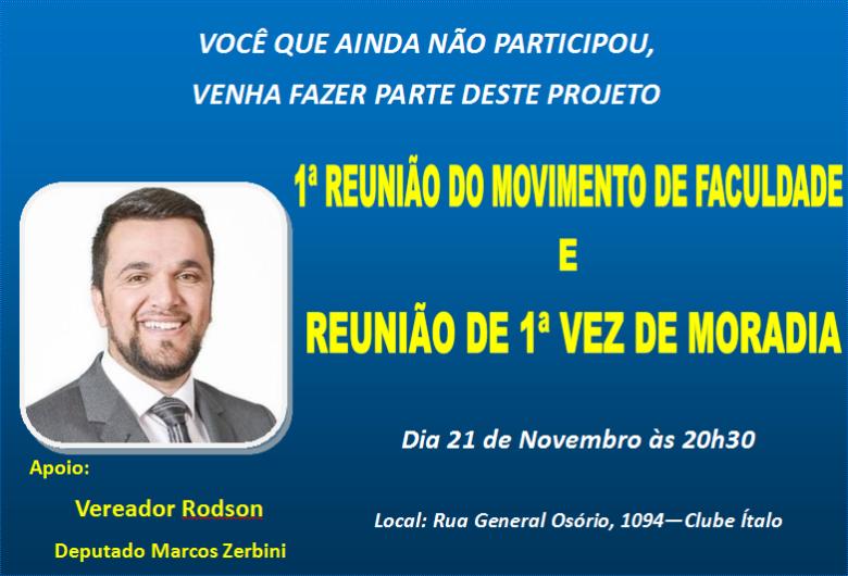 Movimento para ingressar em universidades será lançado em São Carlos
