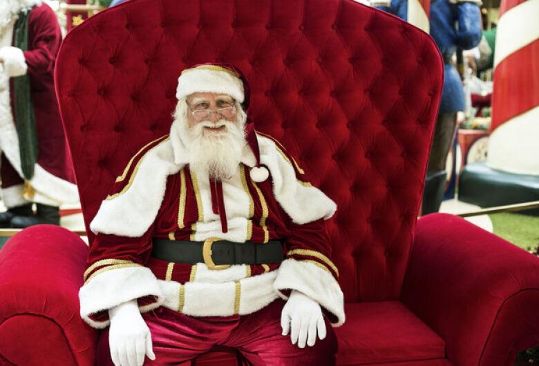 Papai Noel chega este domingo no Iguatemi São Carlos
