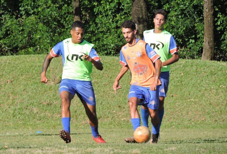 Em Cravinhos, Grêmio enfrenta a equipe sub20 do Comercial