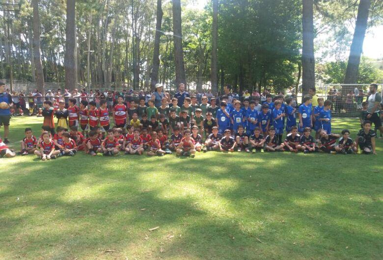 Mult Sport participa de festival de futebol no São Carlos Clube