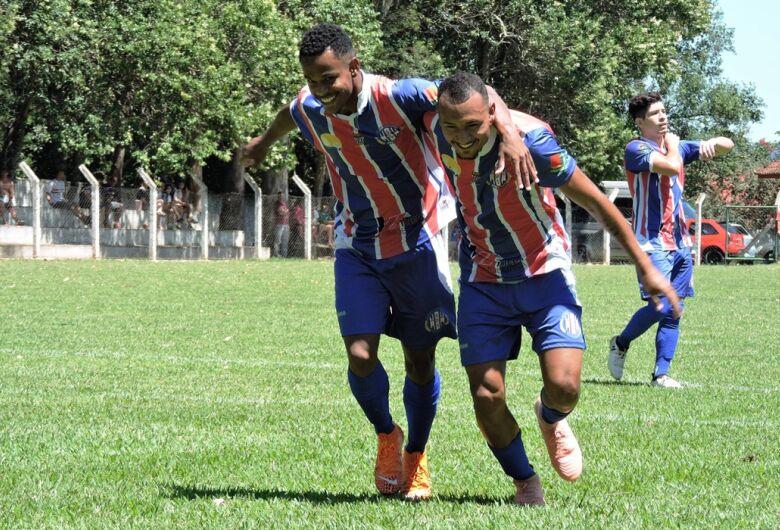 No Paraná, Grêmio Sãocarlense vence Seleção de São José da Boa Vista e região