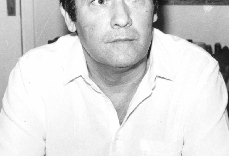 Geraldo Eugênio - locutor e industrial apaixonado pela comunicação