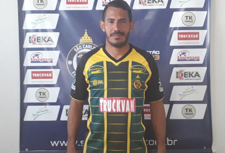 Thiago Passos é o novo goleiro do São Carlos