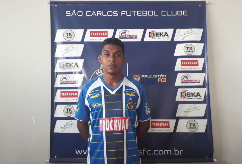 Marcelo Vilella é o 12º reforço do São Carlos