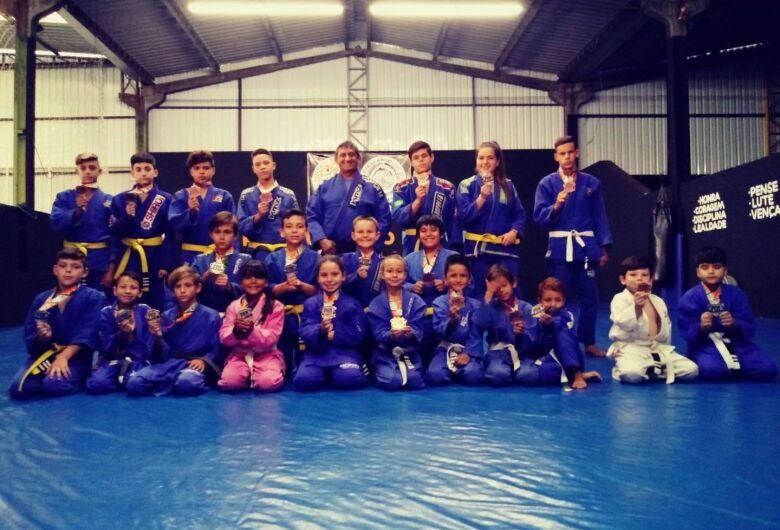 Equipe são-carlense brilha no Pan-americano de Jiu-Jitsu
