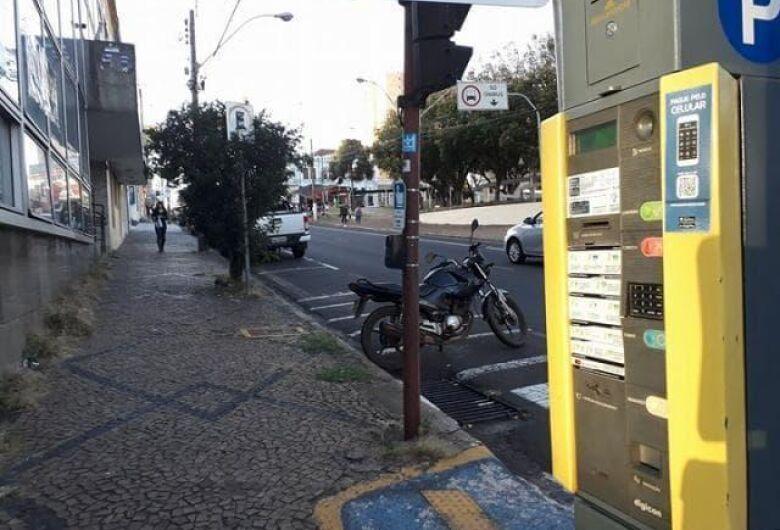 Área Azul Digital de São Carlos começa a aceitar pagamento com cartões de débito e crédito