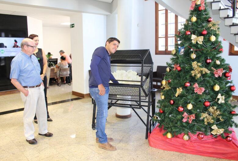 Acisc realiza segundo sorteio de vales-compras da promoção de Natal