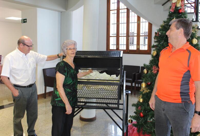 Acisc realiza quarto sorteio de vales-compras da promoção de Natal