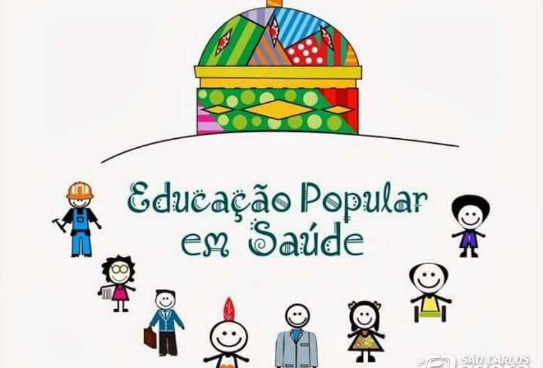 Mostra de Educação Popular em Saúde acontece nesta sexta-feira em São Carlos