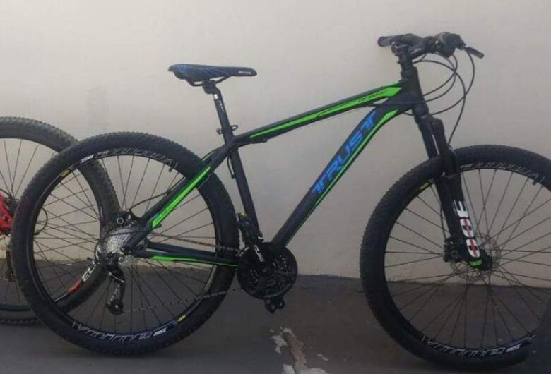 Procura-se bicicleta furtada na Vila Brasília