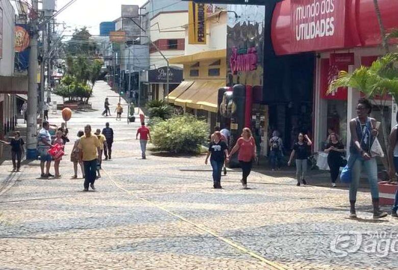 Vendas do varejo na região de São Carlos têm alta de 5,1% em setembro