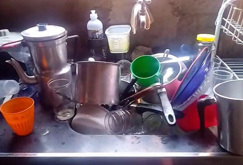 Problema em bomba causa falta de água no Cidade Aracy