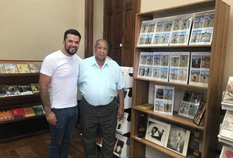 """Vereador Rodson visita exposição """"Fronteiras do Baú"""""""