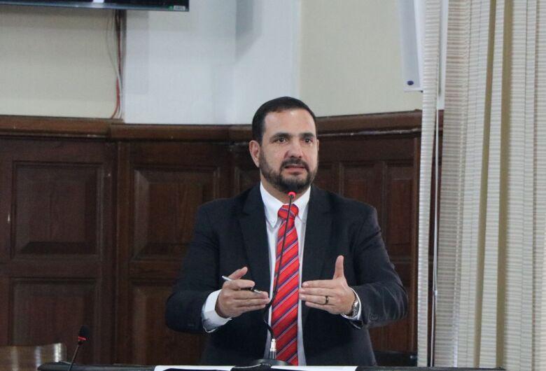 Julio Cesar solicita informações sobre Lei de Reestruturação da Fesc