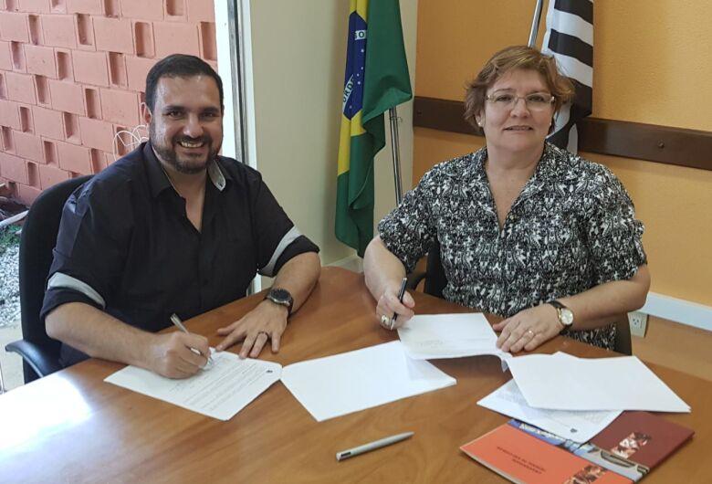 Câmara Municipal firma convênio e faz parceria com Universidade Federal de São Carlos