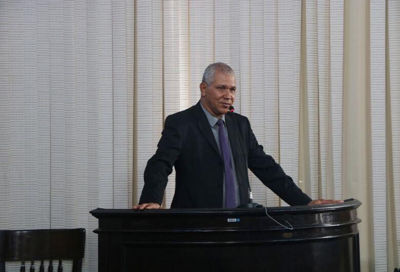 Lucão Fernandes é eleito presidente da Câmara Municipal para o biênio 2019-2020