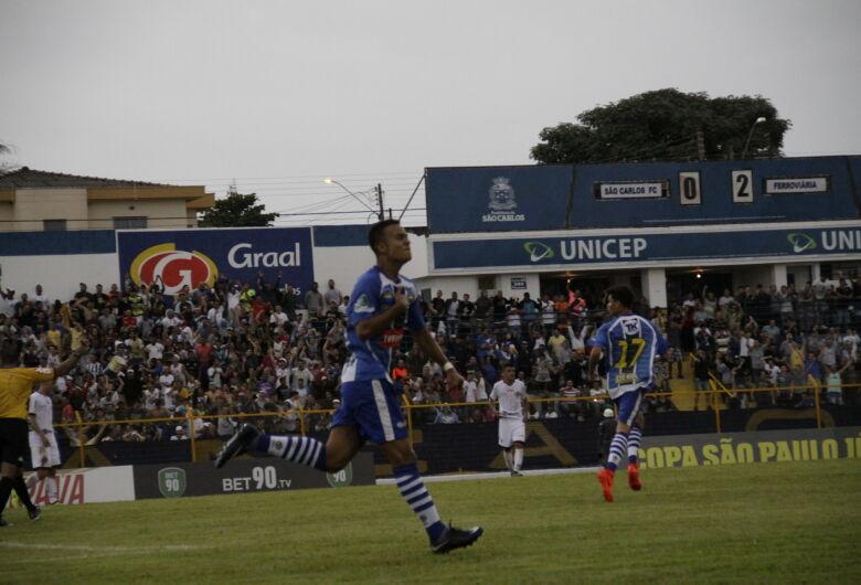 Jogos do São Carlos terão transmissão ao vivo pela FPF TV