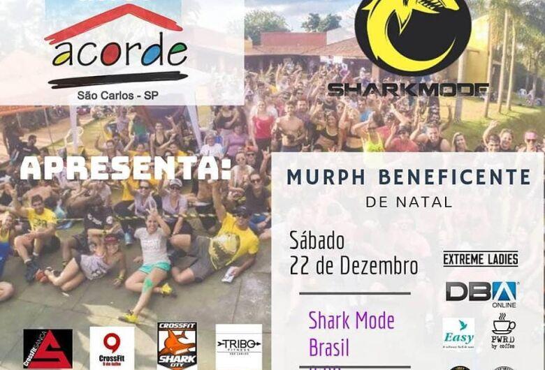 Shark Mode Brasil realiza 'Murph Beneficente' em prol da ACORDE