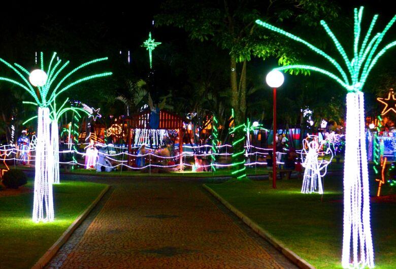 Muitas atrações marcam a quarta semana do Natal Luzes e Sons Ibaté 2018