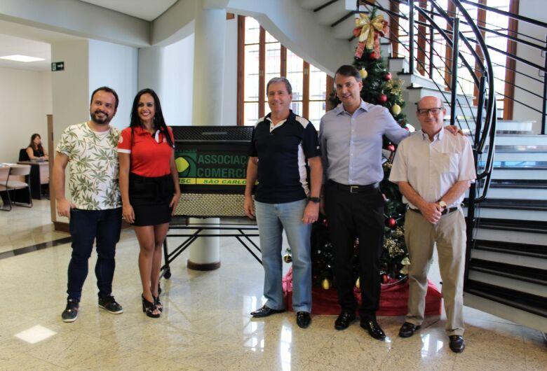 Acisc realiza sétimo sorteio de vales-compras da promoção de Natal