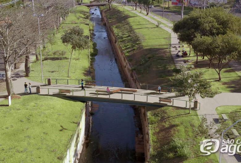 Obras para construção de passarelas sobre Gregório começam nos próximos dias