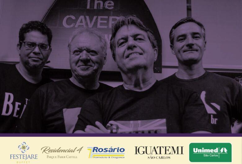 Nesta quarta-feira (19), acontece o show beneficente com a banda The Beatles Again