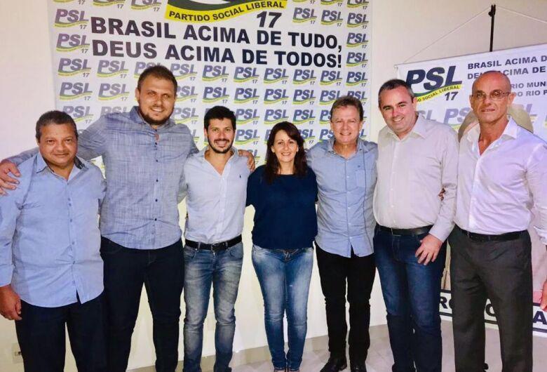 PSL promove encontro e anuncia chapa completa nas próximas eleições