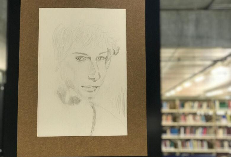 Biblioteca Comunitária da UFSCar apresenta exposições de desenhos