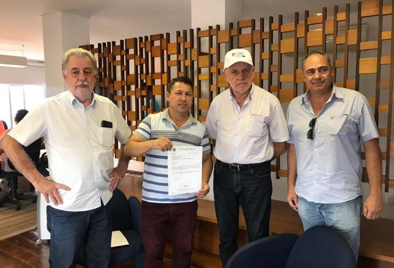 Malabim solicita troca da ligações antigas da rede de água no Romeu Tortorelli