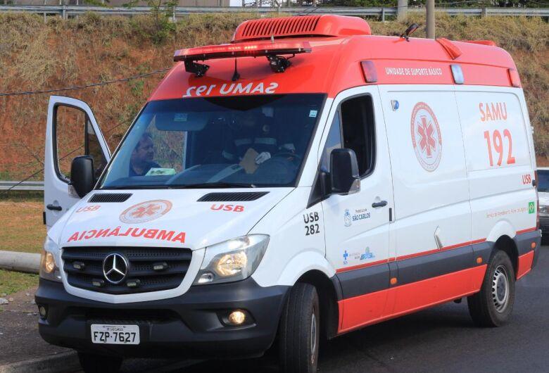 Após passar mal, aposentado morre na Vila Lutfalla
