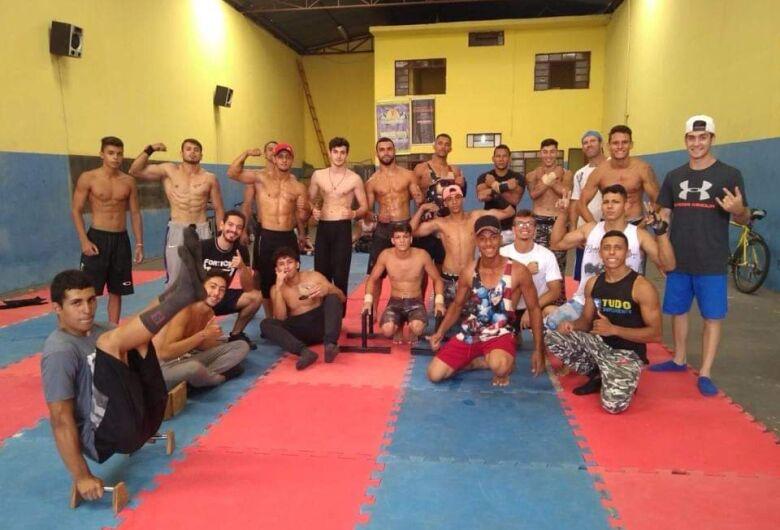 Encontro ForteCore mexe com os músculos de 45 atletas em São Carlos