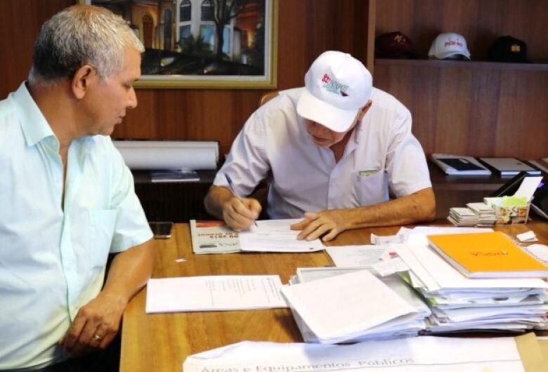 Mais de R$ 600 mil serão investidos em campo de futebol no Santa Felícia