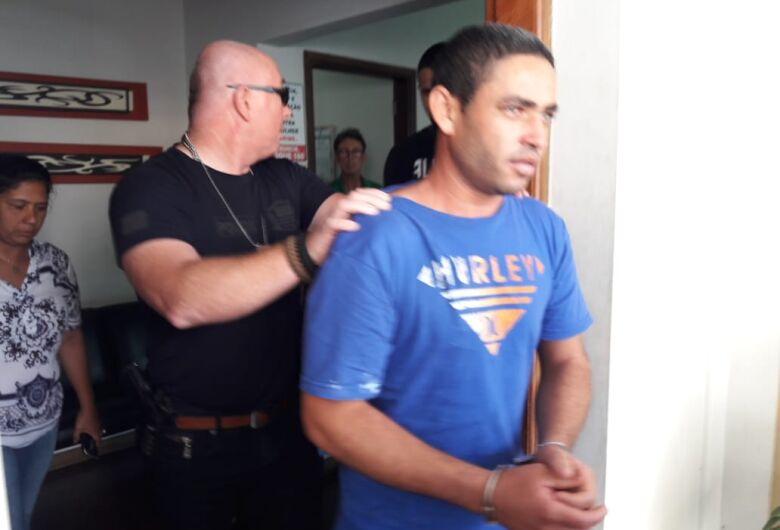 Acusado de matar homem no Aracy é preso pela DIG