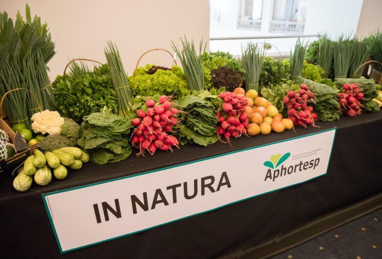 Governo paulista zera ICMS de frutas, verduras e hortaliças embalados